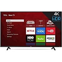 TCL 49 Class 49S403 (48.5 Diag.) 4K Ultra HD Roku LED LCD TV
