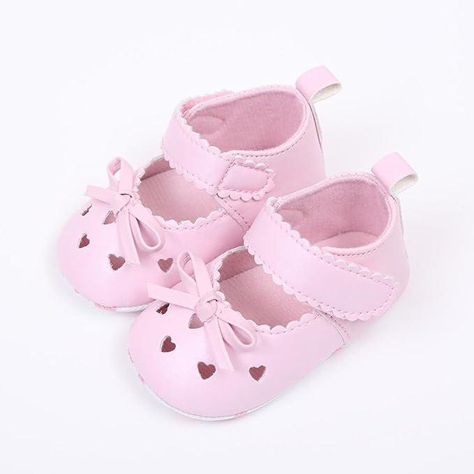 Amazon.com: Zapatos para bebé de 0 a 18 meses, zapatos de ...