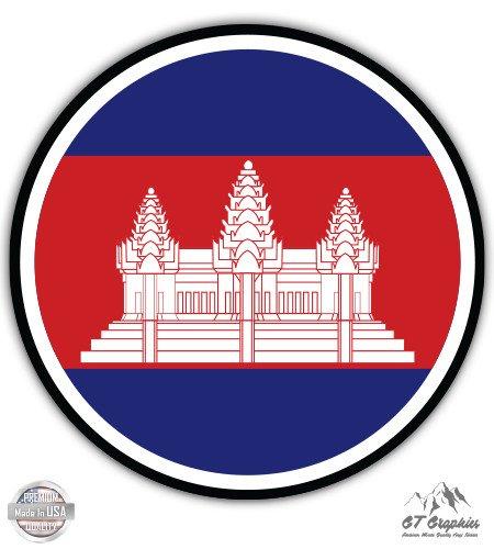 (Cambodia Flag - 5
