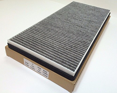 F1AUTO FC15637C FLAT PANEL CARBON CABIN AIR FILTER FRAM CF10830