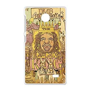 Malcolm DMB Big Whiskeys Design Brand New And Custom Hard Case Cover Protector For Nokia Lumia X