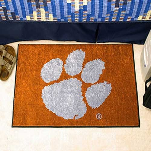"Price comparison product image Clemson Tigers 20""x30"" Starter Floor Mat (Rug)"