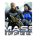 ERBANG Mass Effect Beach Swim Towel For Children