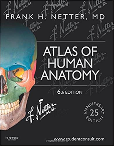 Atlas NETTER of Human Anatomy 6th Edition PDF (LINK UPDATED)