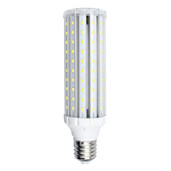 Bonlux 45W E40 Super Brillante LED Lámpara de Maíz Luz Fría 6000K con 4500lm, Reemplazo de 400W Bombilla Hálogena para ...