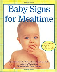 Baby Signs for Mealtime (Baby Signs (Harperfestival))