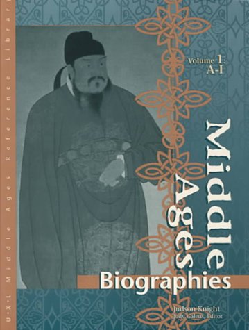 Download Middle Ages: Biographies (2 Volumes) (Middle Ages Reference Library) PDF