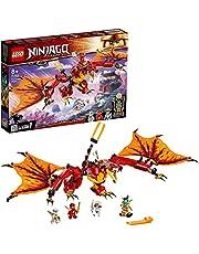 LEGO Ninjago 71753 Fire Dragon Attack (563 Pieces)