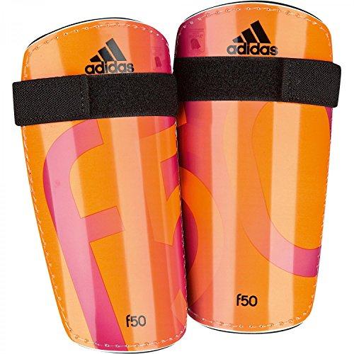 Adidas Schienbeinschoner Schienbeinschützer F50 LITE orange