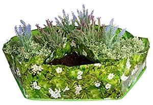 Esschert Design Collapsible Herb Wheel