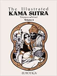 the illustrated kama sutra georges pichard vatsysyana 9781561630202 books. Black Bedroom Furniture Sets. Home Design Ideas