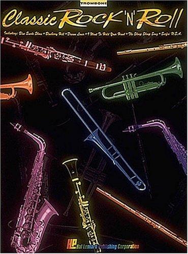 Classic Rock and Roll - Trombone
