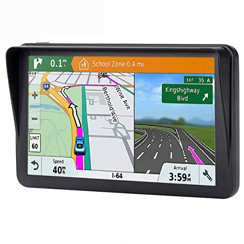 Car GPS, 7 inches 8GB Navigation...