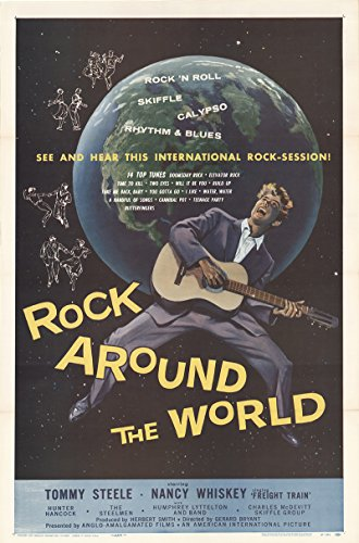 Rock around the World 1957 Authentic 27
