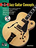 Basix Jazz Guitar Concepts, Robert Brown, 0882847570