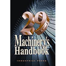 Machinery's Handbook 29th Edition Toolbox and CD-ROM Combo (Machinery's Handbook (W/CD)) by Erik Oberg (2012-01-02)
