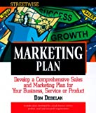 Streetwise Marketing Plans, Don Debelak, 1580622682