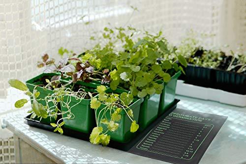 Ohuhu Seedling Pad, IP67 Waterproof Plant Warming Mat