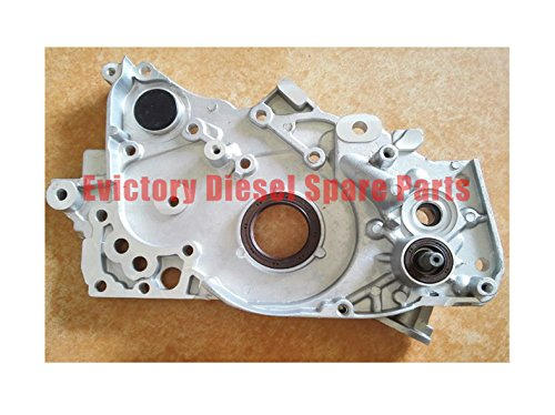 4G63 oil pump fit for EXCAVATOR ISUZU DIESEL (4g63 Cylinder Head)