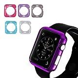 Efanr 2PCS Apple Watch Series 2 Case, Silicone Transparent...