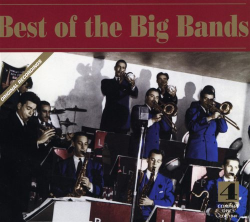 The Big Bands • 4-disc set