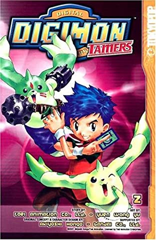 Digimon Tamers (Digimon (Graphic Novels)), Vol. 2 (Manga Digimon)