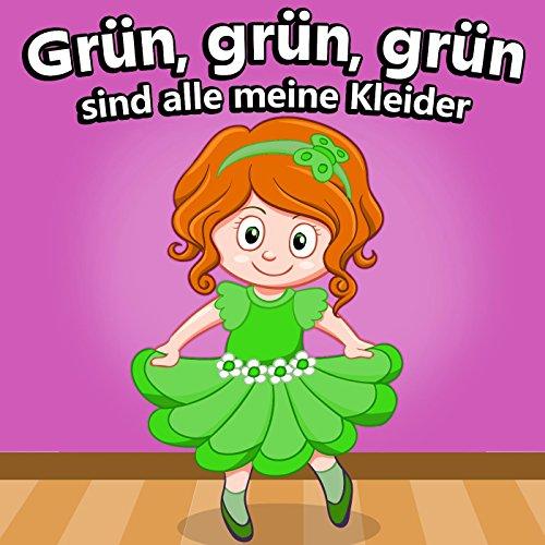Grun grun sind alle meine