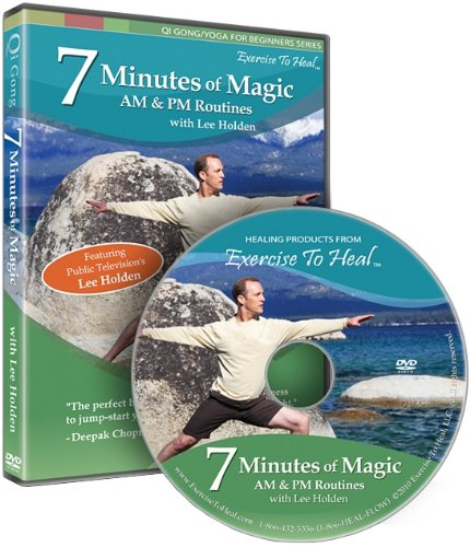 7 Minutes of Magic - AM & PM Routines (Qi Gong/Yoga for Beginners Series) ()