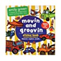 C.R. Gibson Emily Green Stickers | Learning Toys