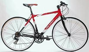 Fitnessrad Speedbike 14 Gang mit Compacttretkurbel in den Größen 47-51-55-59...