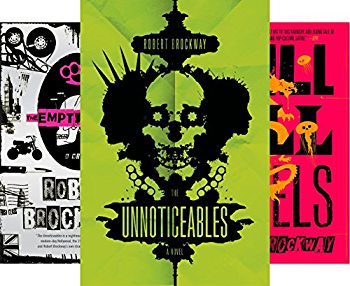 The Vicious Circuit (3 Book Series) Kindle Edition by Robert Brockway