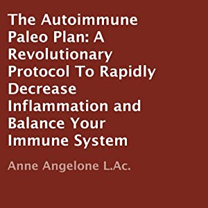 The Autoimmune Paleo Plan  Audiobook