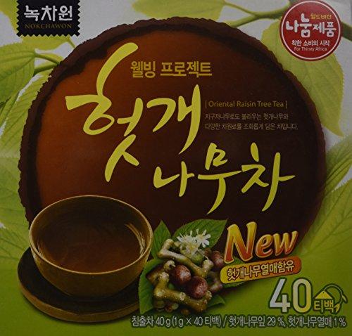 HEALTH Korea Hovenia Dulcis %ED%97%9B%EA%B0%9C%EB%82%98%EB%AC%B4%EC%B0%A8 product image