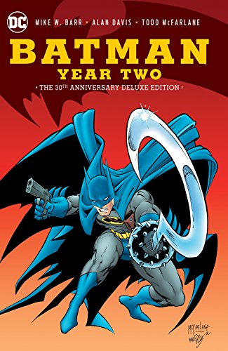 Amazon batman year two 30th anniversary deluxe edition batman year two 30th anniversary deluxe edition detective comics 1937 2011 fandeluxe Image collections
