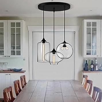 modern industrial pendant lighting. CJLOVE Fashion Modern Vintage Industrial Pendant Light LED E27 Lamp Base For Living Room Dining Lighting