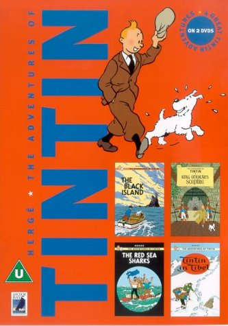 Price comparison product image The Adventures Of Tintin - Vol. 2 [DVD] [1990]
