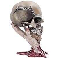 Nemesis Now Metallica Sad But True Skull 22cm, Resin, Taupe, One Size
