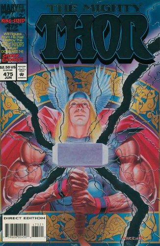 with Thor Comic Books design