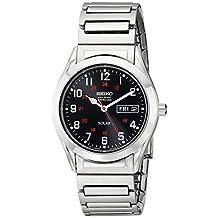 Seiko Men's SNE179 Solar Expansion Classic Watch