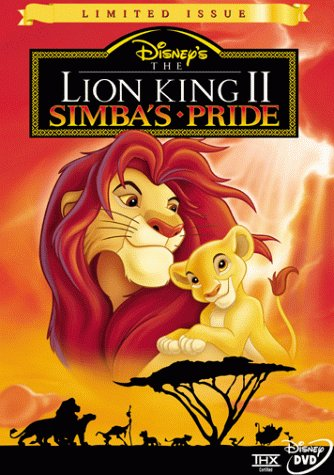 The Lion King II: Simba's Pride (Limited Issue) (The Lion King Dvd Spanish)
