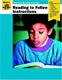 Reading to Follow Instructions, Jo Ellen Moore, 1557995907