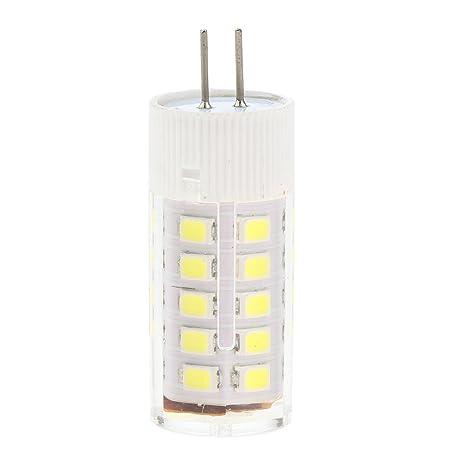 MagiDeal 220V G4 4W Bulbo de LED G4 Bombillas Halógena Reemplazo para 35W Bajo-Gabinete
