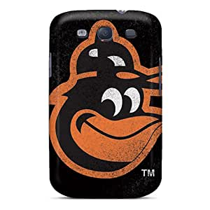 Samsung Galaxy S3 NHO20254rVai Provide Private Custom Trendy Baltimore Orioles Image Protective Hard Cell-phone Case -VIVIENRowland