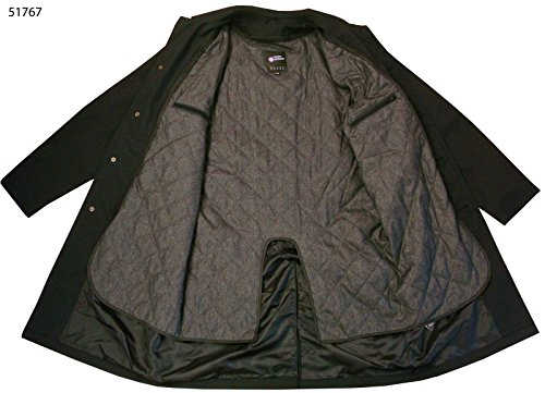 Harry Cappotto Uomo Harry Brown Brown Cappotto Nero Uomo pCfqC