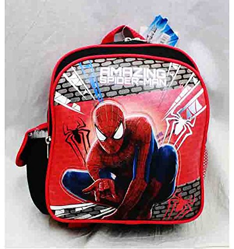 Marvel Mini Backpack Spiderman School Bag Boy New a01262