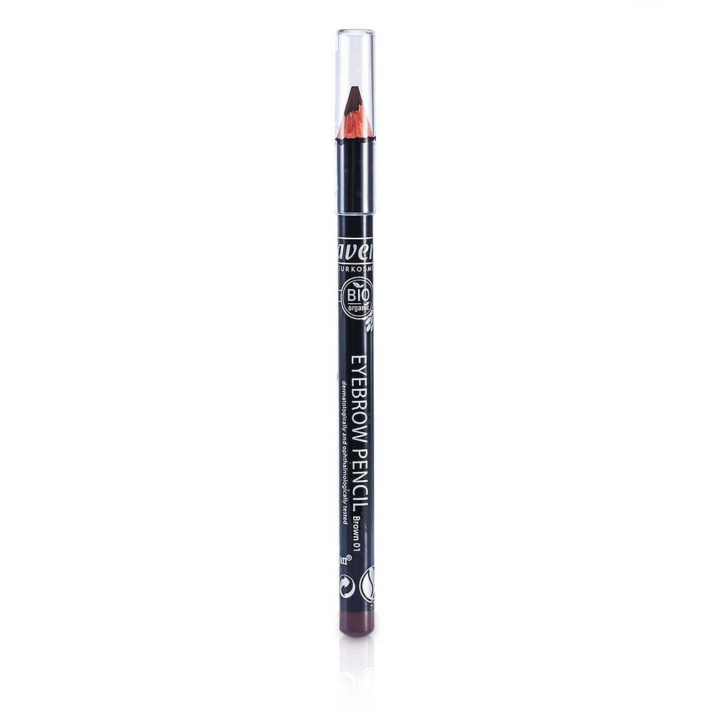 Lavera by Lavera Eyebrow Pencil - # 01 Brown --1.14g/0.038oz for WOMEN ---(Package Of 2)
