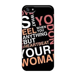 Cute Tpu WilliamMorrisNelson All About Love Case Cover For Iphone 5/5s by icecream design