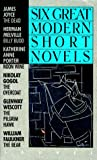 img - for Six Great Modern Short Novels book / textbook / text book