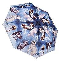 Cats & Dogs Folding Umbrella