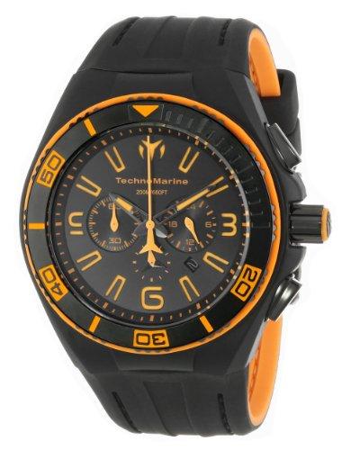 TechnoMarine Men's 112005 Cruise Original Night Vision Luminous Indexes Watch